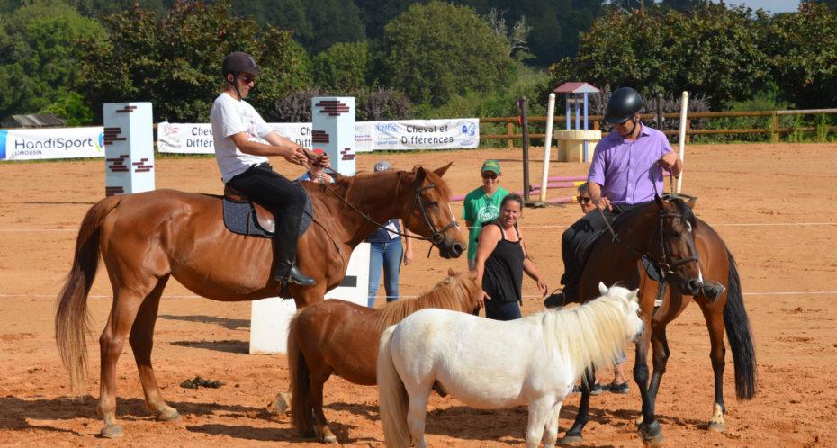 vacances avec initiation équitation poney