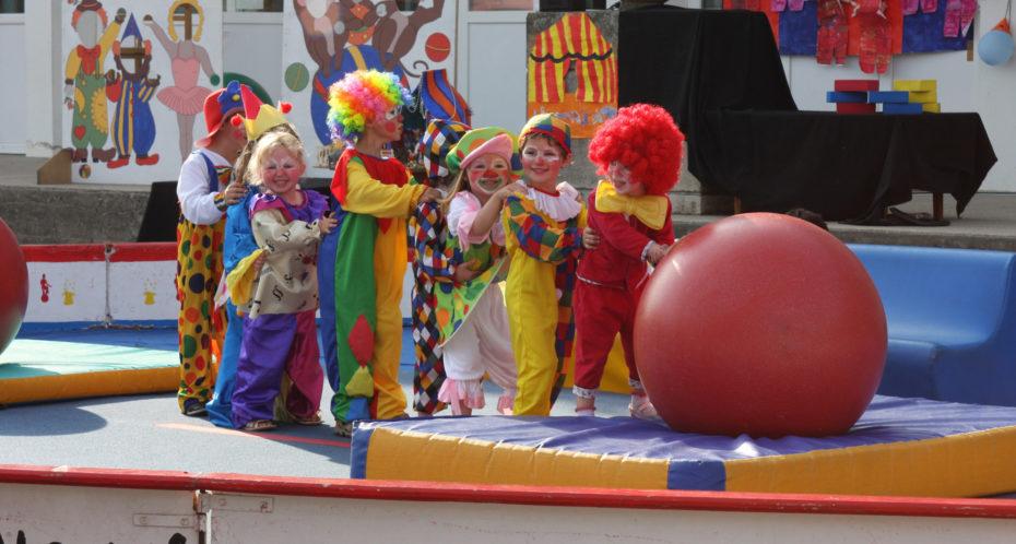 Stage cirque enfant vienne CPA Lathus