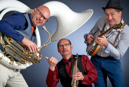 photo de Only New Jazz Band