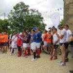 accueil des participants au challenge xpedition Sud Vienne
