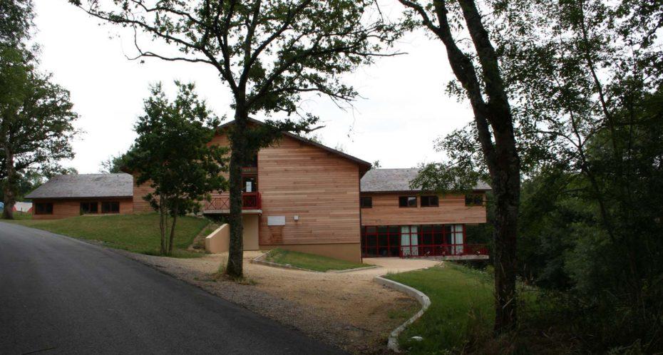 Le bâtiment HQE pour hebergement