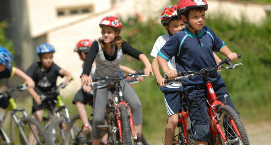 Activité VTT pour enfants 10 13 ans