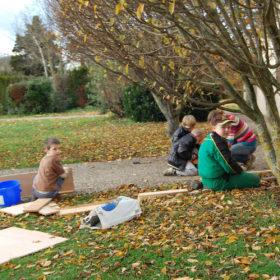 Activité nature et bricolage pour enfants 6 à 9 ans