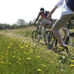 Randonné VTT nature cyclotourisme