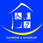 Logo tourime et handicap