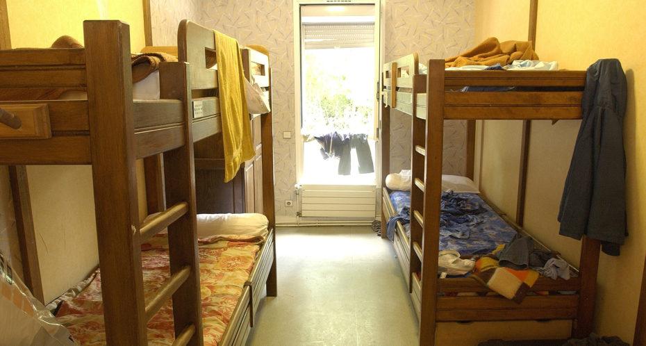 Hébergement en chambre CPA