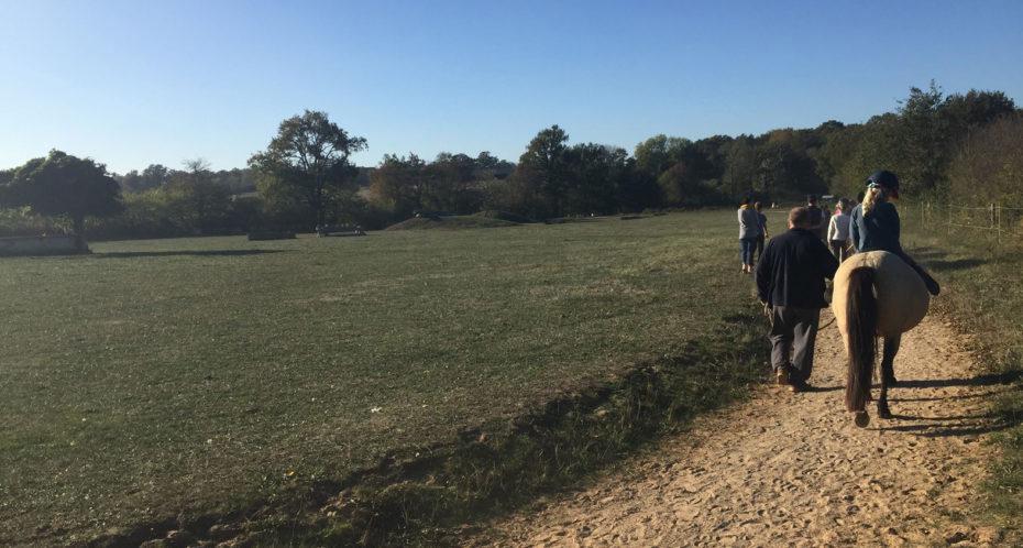 promenade à cheval spring garden