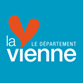 Logo departement de la Vienne