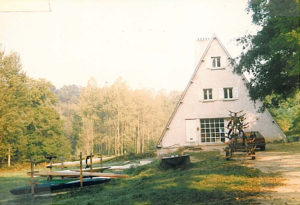 Centre hebergement CPA Lathus Vienne