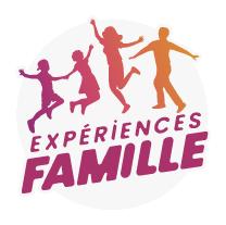le logo de la nouvelle activité Expérience Famille