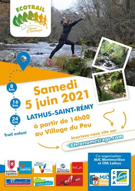 affiche eco-trail 2021